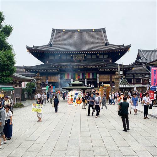 ゆうブログケロブログ川崎大師風鈴市2019 (10)