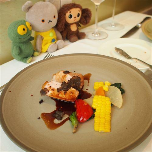 ゆうブログケロブログ高畑勲展とレストランヒロミチランチ (15)