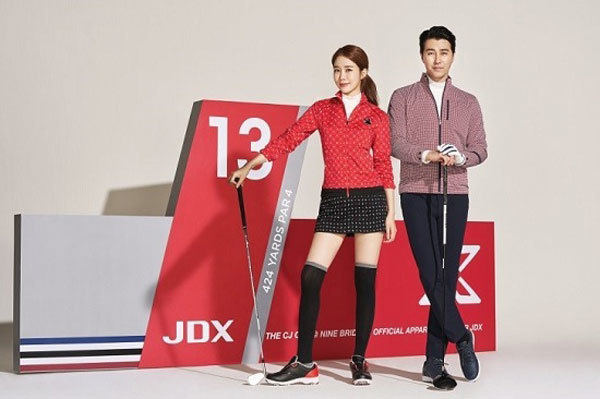 チャスンウォン ユ・インナ JDX