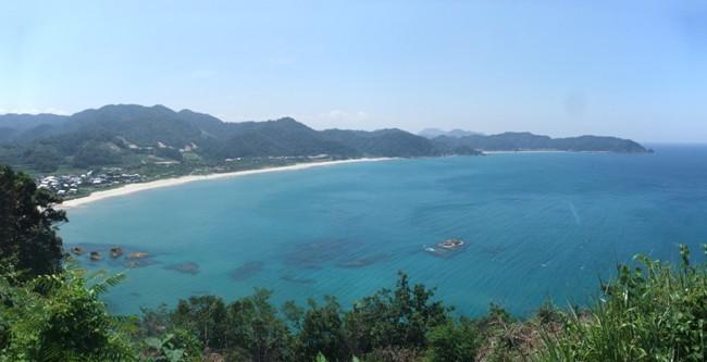 山陰・鳥取の海の景色 (3)