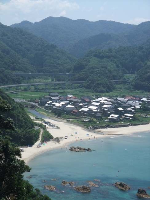 山陰・鳥取の海の景色 (4)