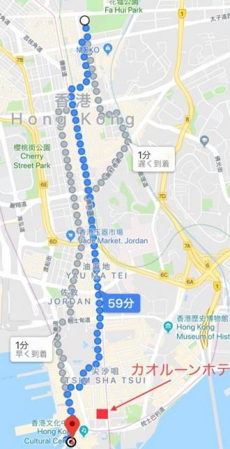 190714香港地図