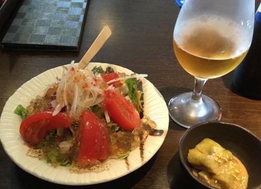 190805東京ドーム夕食