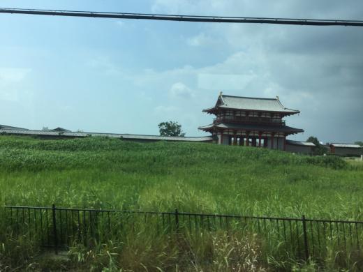 190817奈良平城宮跡朱雀門