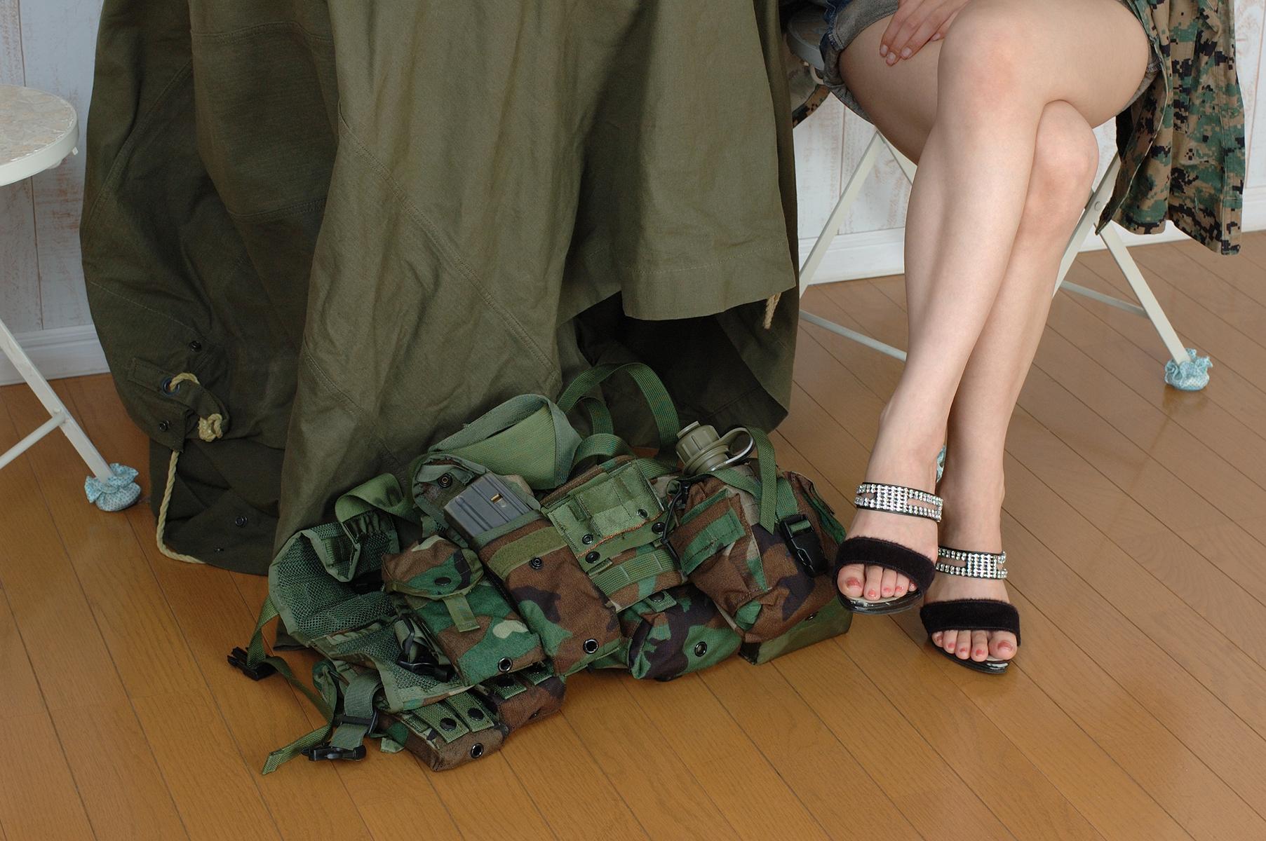 米軍MOLLE装備