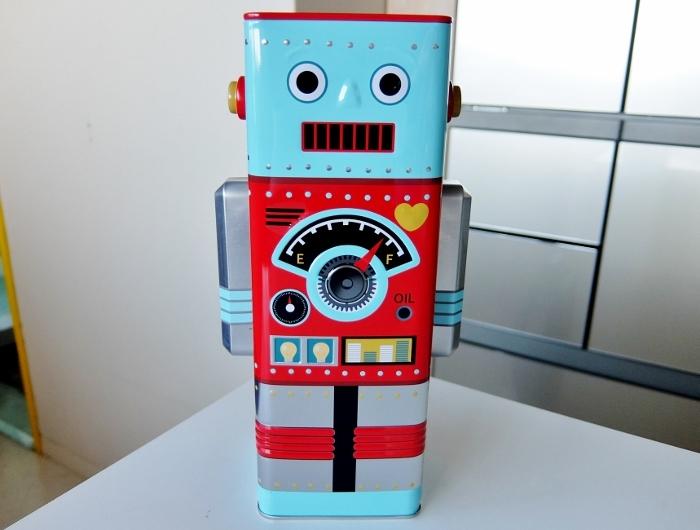 コストコ ◆ トレファン ロボットキャンディ缶 888円也 ◆