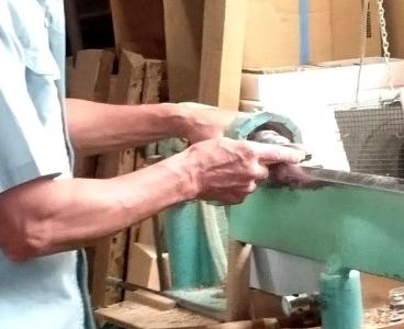 前田木地工房_木製 卵