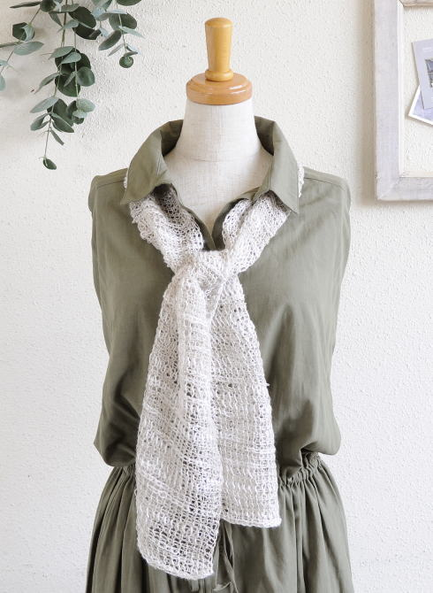 1939セリーリアアフガン編みのショール