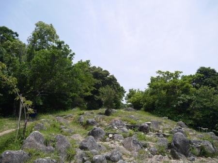 山頂(1)
