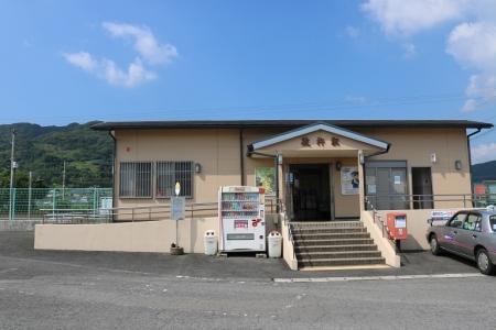 JR彼杵駅