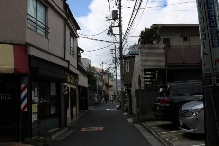 東中野・住宅街(1)