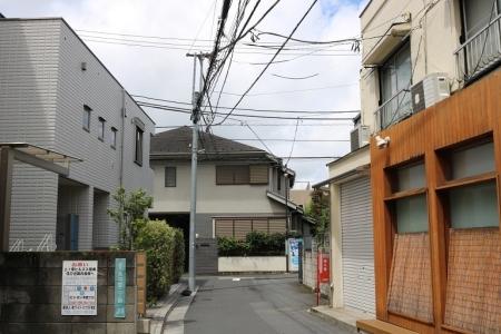 東中野・住宅街(2)