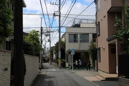 東中野・住宅街(3)
