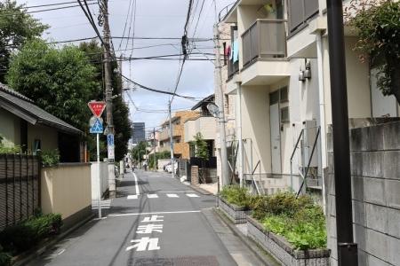 東中野・住宅街(4)