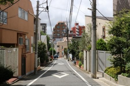 東中野・住宅街(5)