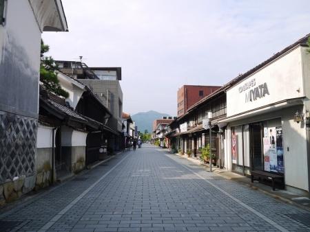 伝統的建造物群(1)