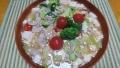 ブロッコリーとトマトの豆腐あんかけ 20190801