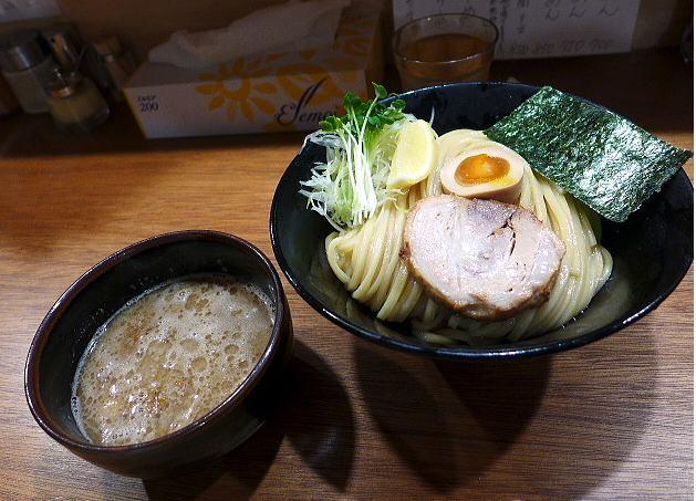 吉み乃製麺所@05濃厚つけ麺 1
