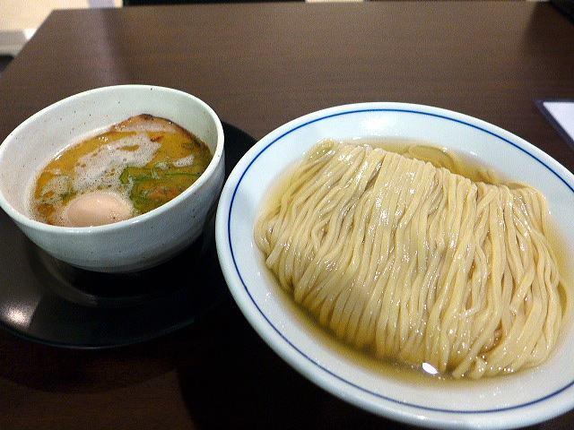 麺や 清流@19サンマ水つけ麺 その4 1