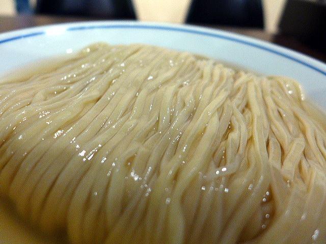 麺や 清流@19サンマ水つけ麺 その4 2