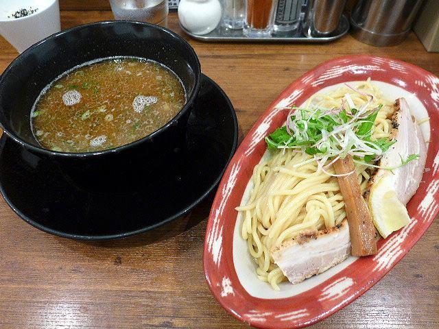 ラーメン ロケットキッチン@03トリ塩つけ麺 その2 1