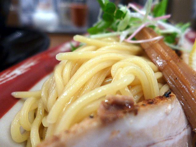 ラーメン ロケットキッチン@03トリ塩つけ麺 その2 2
