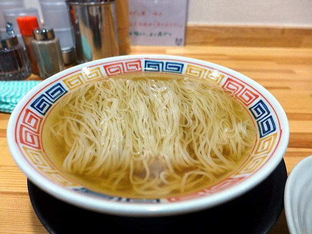 麺や 清流@22猫舌中華そば 2