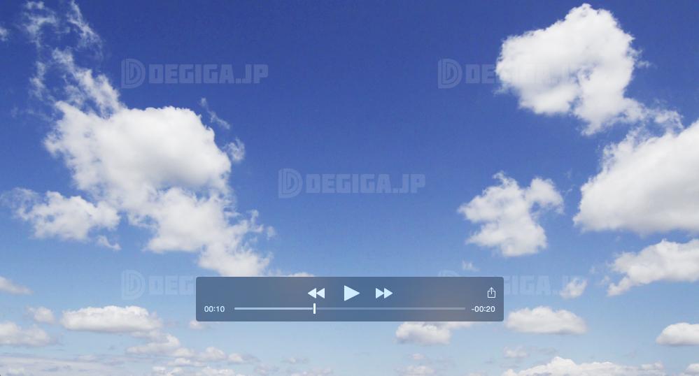 タイトル:Enjoy Sky(動画素材)より