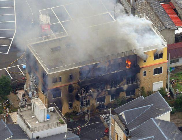 今日の京都アニメーション火災で思ったこと…