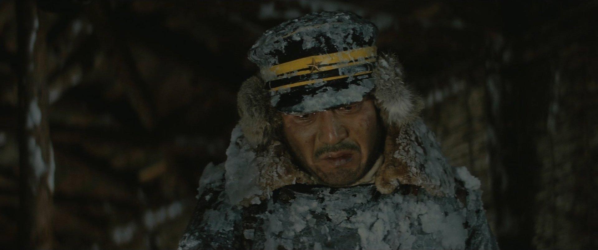 『八甲田山』男泣き