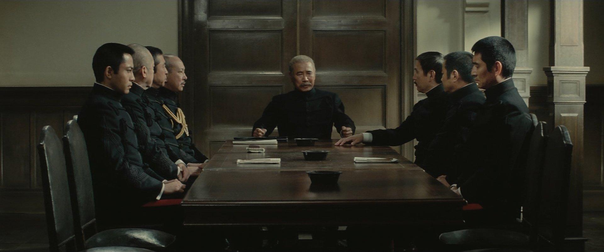 『八甲田山』軍服の刺繍