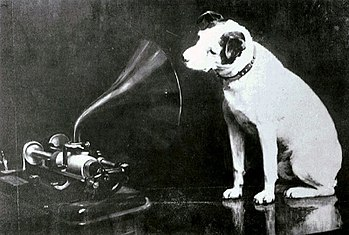 『His Masters Voice』