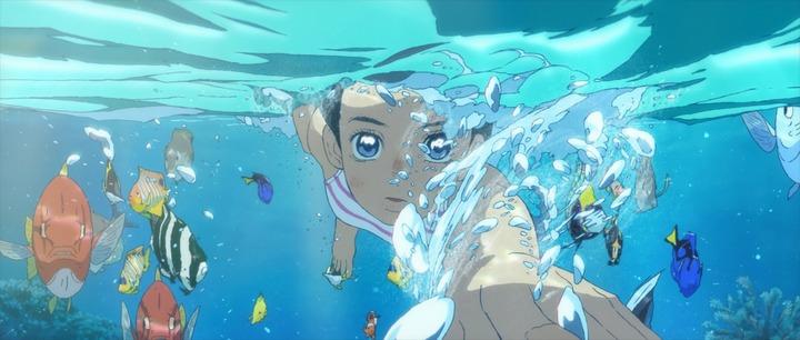 『海獣の子供』1シーン