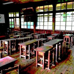 木造校舎(教室)