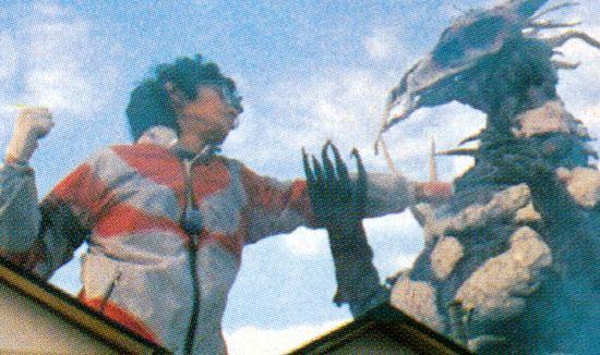 庵野秀明『帰ってきたウルトラマン』