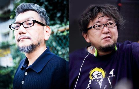 庵野&樋口コンビ