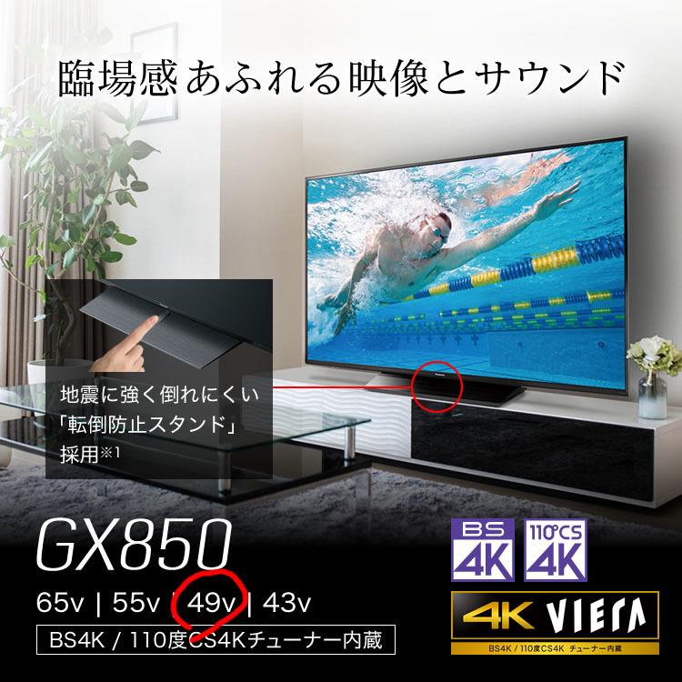 パナ:GX850シリーズ