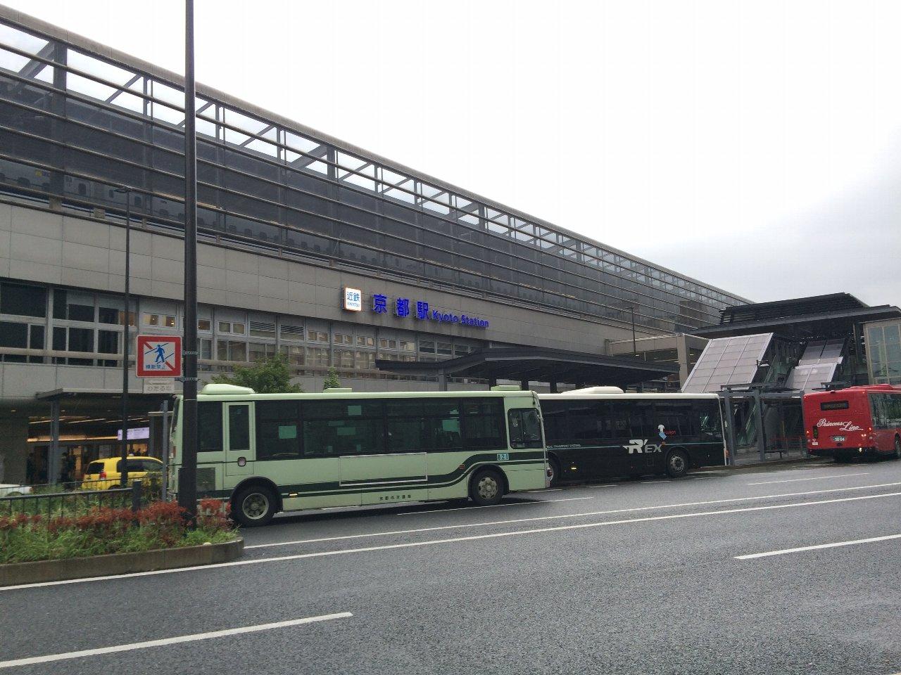 20190828 京都駅