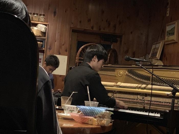 ピアノコンサート どなあ