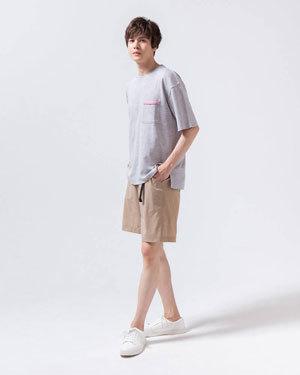 2019夏 Tシャツコーディネート 参考 メンズファッション8