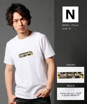 2019 フォトプリントTシャツ メンズ ワンポイント1