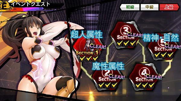 貴婦人イベントマップ