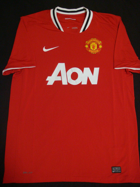 11/12 MANCHESTER UNITED (H)