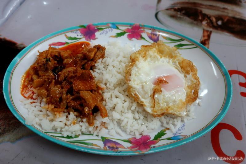 バンコク ローカル朝食