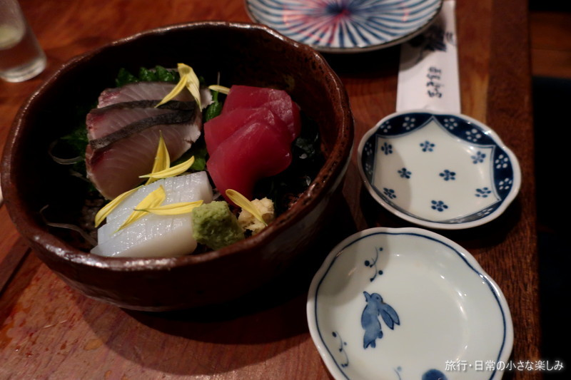吉崎食堂 沖縄家庭料理 刺し身