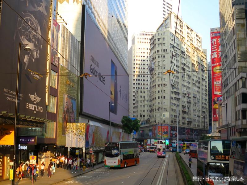 香港島 トラム