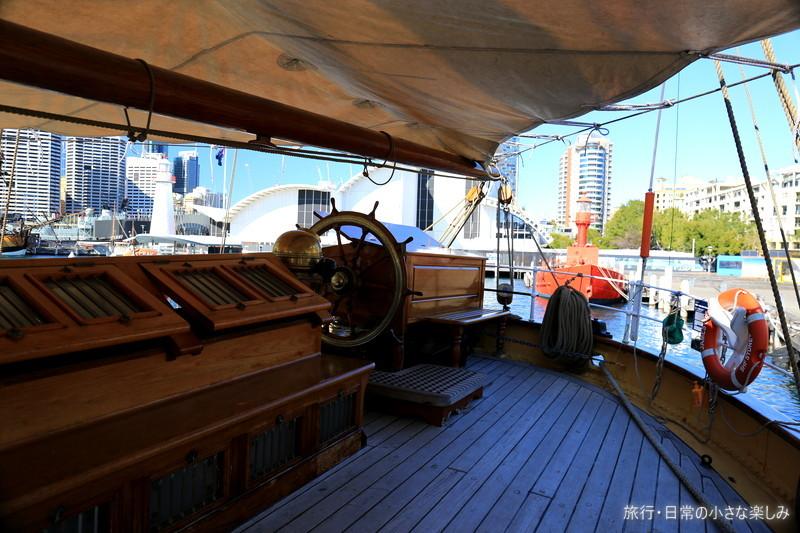 ジェイムスクレイグ号 オーストラリア国立海洋博物館