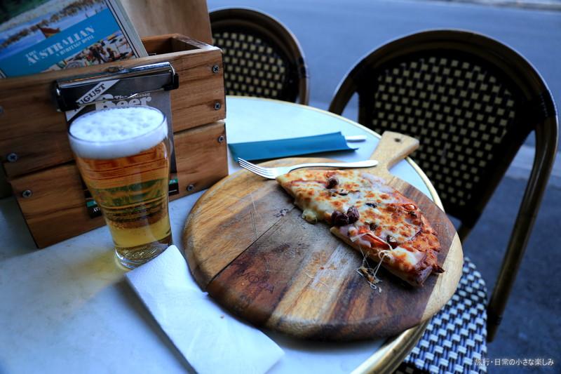 オーストラリアンヘリテージ クラフトビール ピザ シドニー