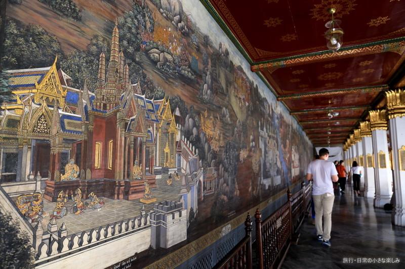 ワット・プラケオ 王宮 タイ・バンコク
