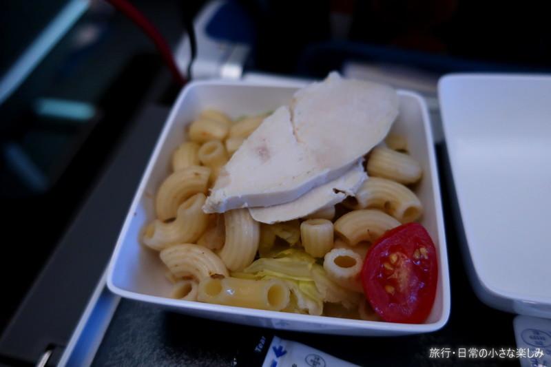 シンガポール航空 SQ622 機内食